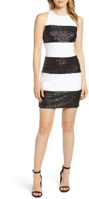 Bailey 44 Do the Hustle Sequin Shift Dress