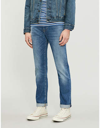 7 For All Mankind Kayden slim-fit tapered jeans