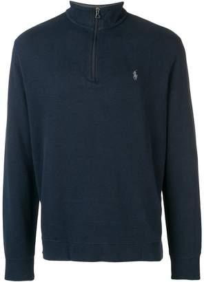 Polo Ralph Lauren quarter zip turtleneck sweater