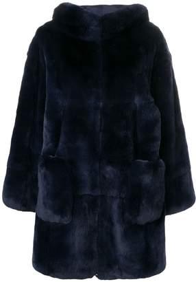 Pallas Liska oversized coat