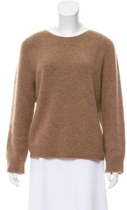 The Row Cashmere Long Sleeve Sweater