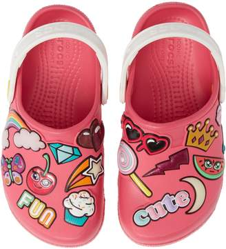 Crocs TM) Playful Patches Slip-On