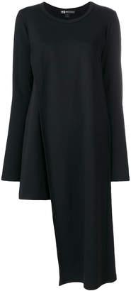 Y-3 asymmetrical dress