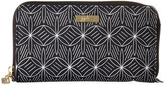 Ju-Ju-Be - Legacy Be Spendy Zip Around Clutch Wallet Wallet Handbags $50 thestylecure.com