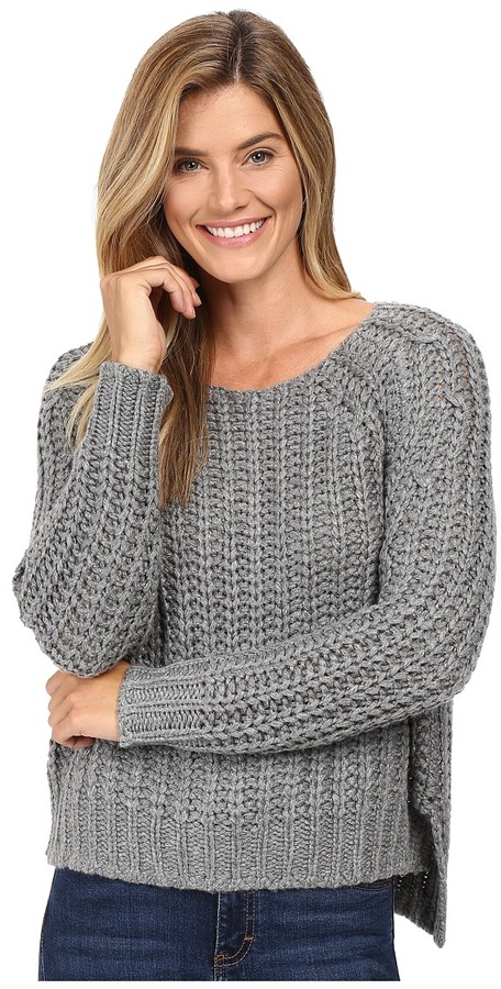 KUT from the Kloth Page Chunky Crew Neck Top