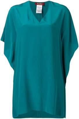 Max Mara V-neck blouse