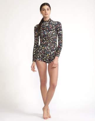 Cynthia Rowley Mini Floral Wetsuit