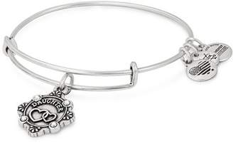 Alex and Ani Daughter Expandable Wire Bangle Bracelet