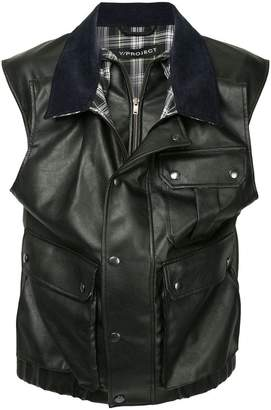 Y/Project Y / Project hunting vest