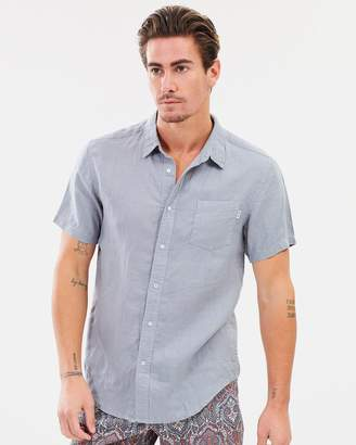 rhythm Apartment SS Linen Shirt