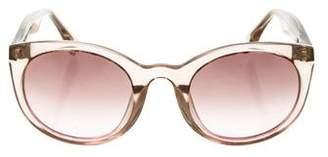 Co Finlay & Translucent Gradient Sunglasses