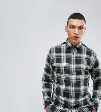 Selected Slim Fit Check Shirt