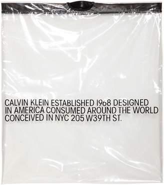 Calvin Klein Oversized Drawstring Pouch