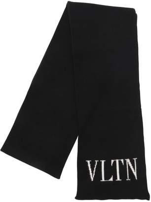 Valentino Knit Scarf