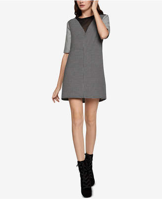 BCBGeneration Contrast A-Line Dress