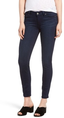 Women's Paige Verdugo Ankle Skinny Jeans $169 thestylecure.com