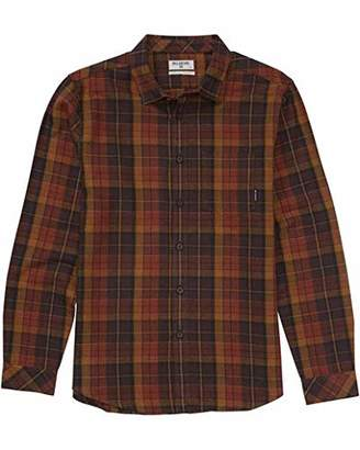 Billabong Men's Coastline Flannel