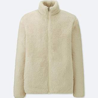 Uniqlo Men's Fluffy Yarn Fleece Full-zip Jacket