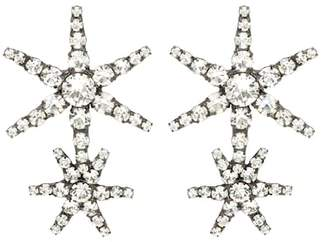 Jennifer Behr Estella crystal star earrings