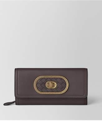 Bottega Veneta Continental Wallet In Nappa