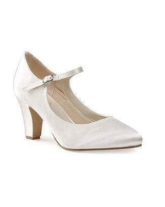 Daniel Footwear Paradox London Pink Radiance Court Shoes
