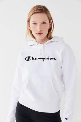 fbfc81d2a49a Champion UO Exclusive Script Hoodie Sweatshirt