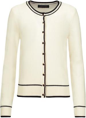 Vanessa Seward Claude wool cardigan $370 thestylecure.com