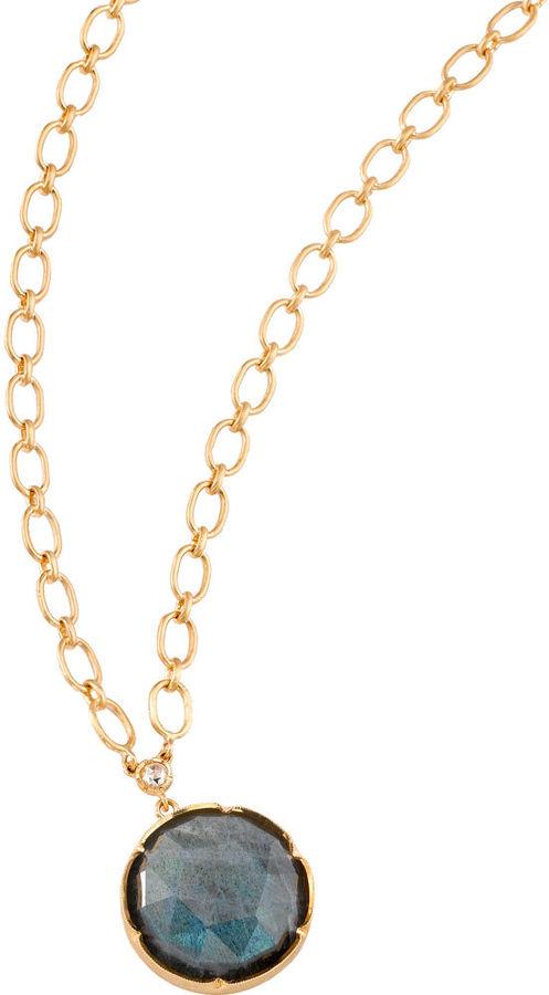 Irene Neuwirth Labradorite Pendant Necklace