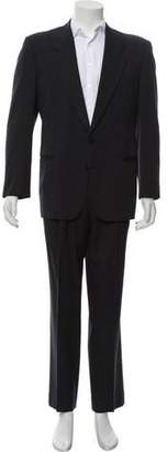 Valentino Wool Two-Piece Suit