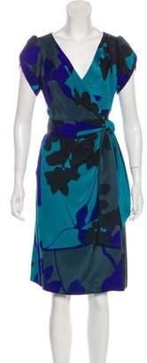 Diane von Furstenberg Rizer Silk Dress