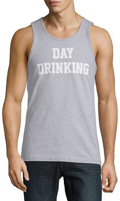 Body Rags Clothing Co Men's Day Drinking Tank Top