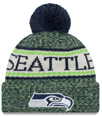 New Era Cap NFL '18 Seattle Seahawks Sport Knit Beanie