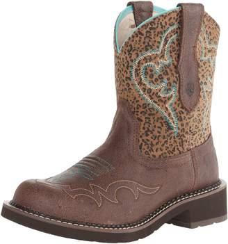 Ariat Women's Fatbaby Heritage Harmony Western Boot