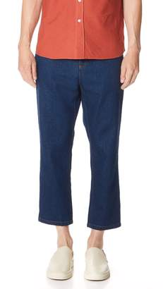 Ami Cropped Jeans