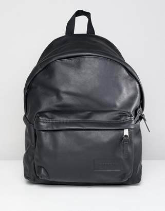 Eastpak Padded Pak'R in Leather 24L