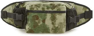 Topman Camouflage Print Cross Body Bag