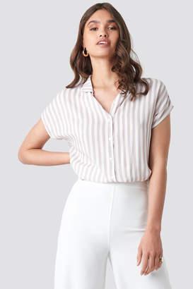 Rut & Circle Rut&Circle Short Sleeve Stripe Shirt Multicolor