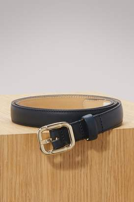 A.P.C. Merima leather belt