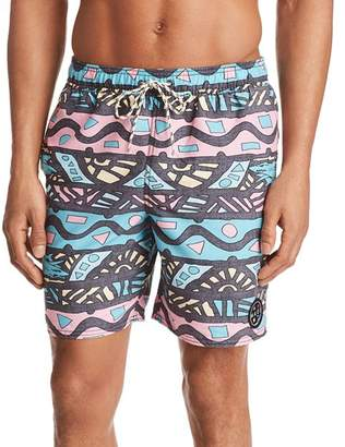 Trunks Maui and Sons Tribal Quest Swim