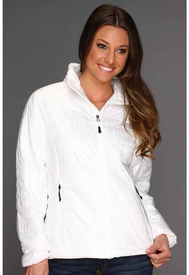 The North Face Blaze Full Zip Jacket (TNF White) - Apparel