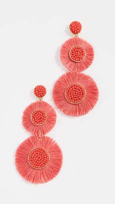 BaubleBar Fringe Drop Earrings