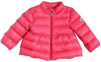 Moncler Joelle Nylon Down Jacket