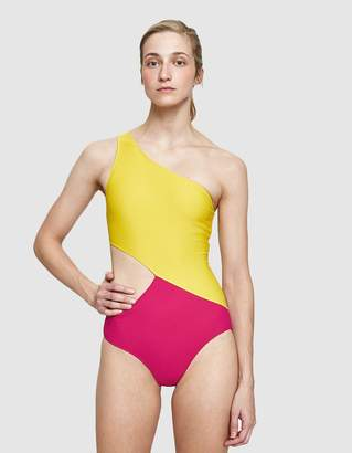 Araks Elmar One Piece in Fuchsia/Pollen