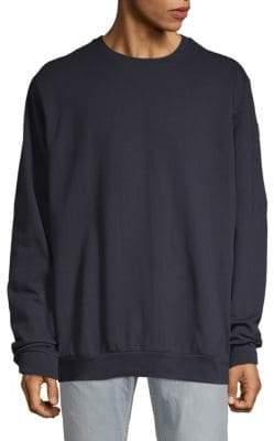 Paul & Shark Crewneck Cotton Sweatshirt