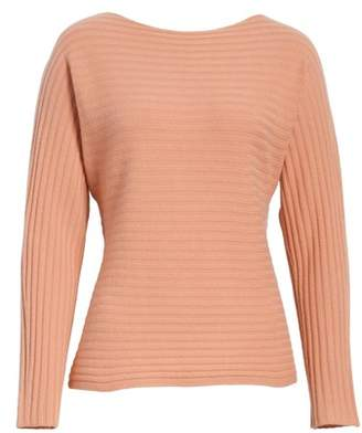 Vince Tie Back Wool & Cashmere Sweater