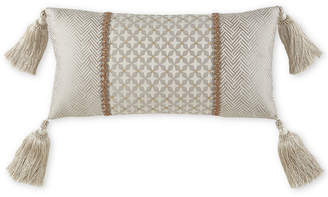 """Waterford Olivette 11"""" x 22"""" Decorative Pillow"""