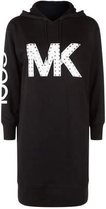 MICHAEL Michael Kors Studded Sweatshirt Dress