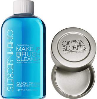 CINEMA SECRETS Cinema Secrets Makeup Brush Cleaner Pro Starter Kit