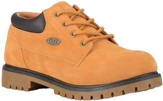 Lugz Mens Nile Lo Lace Up Work Boots Lace-up