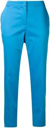 Escada blue suit trousers